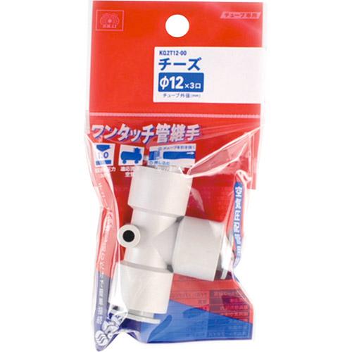 W管継手 チーズ KQ2T12-00