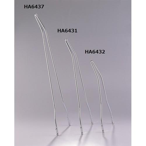 HA6431 ラウンドシーシーバー H720mm クロームメッキ