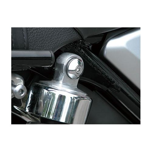 307-0631 フジツボカラーセット アルミメッキ M6キャップボルト用 2個SET