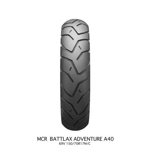 BATTLAX ADVENTURE A40 A40RZ 170/60R17 72V TL