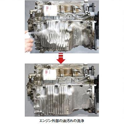 NX65 フォーミングエンジンクリーン