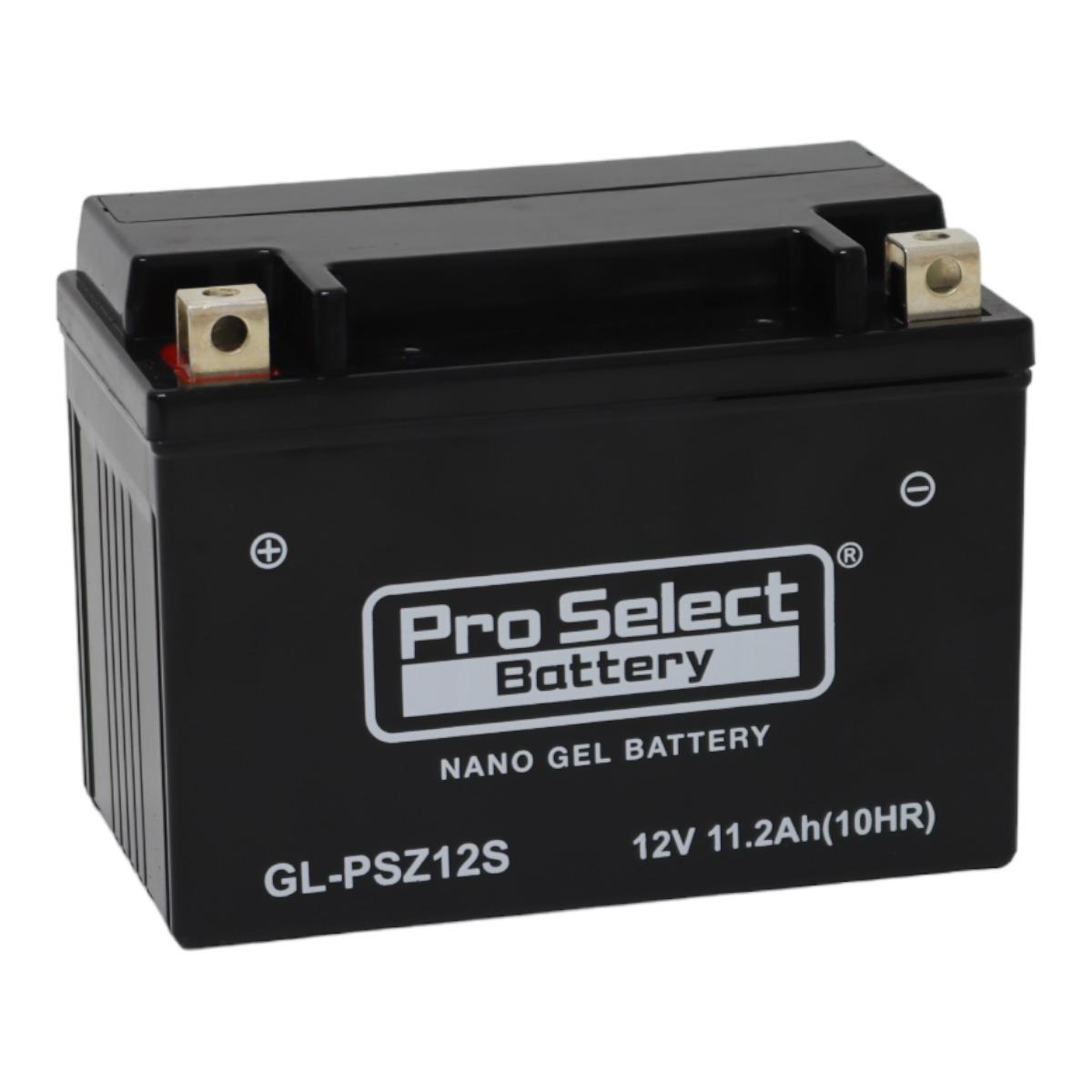 GL-PSZ12S (YTZ12S 互換)(ジェルタイプ 液入り充電済み)