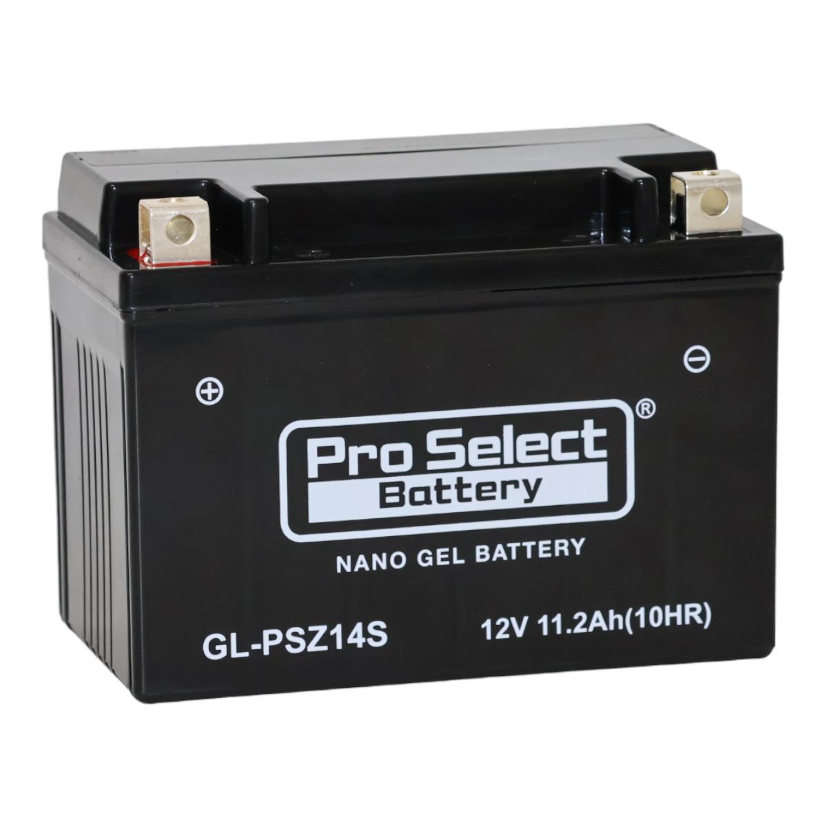 GL-PSZ14S(YTZ14S 互換)(ジェルタイプ 液入充電済)
