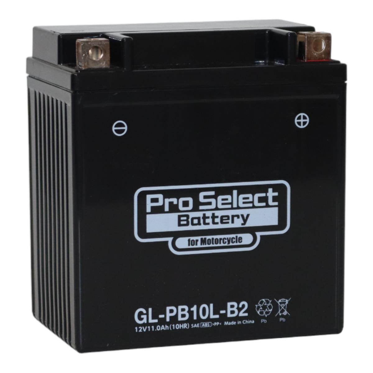 GL-PB10L-B2(YB10L-B2 互換)(ジェルタイプ 液入充電済)