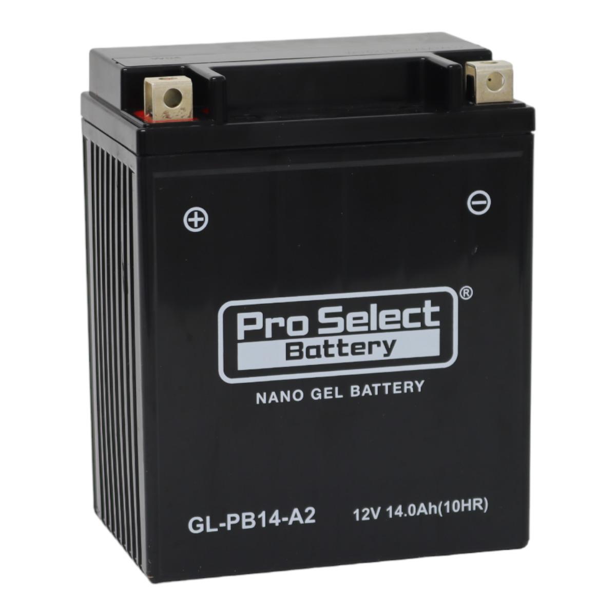 GL-PB14-A2 (YB14-A2 互換)(ジェルタイプ 液入り充電済み)