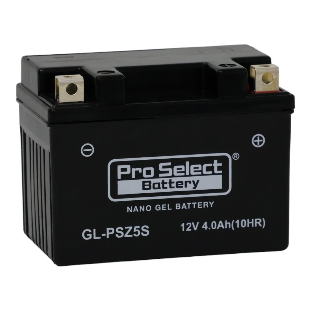 【ケース売り】GL-PSZ5S(YTZ5S互換) (ジェルタイプ 液入り充電済)