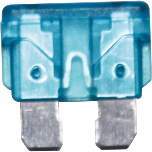 平型ヒューズ 15A ブルー