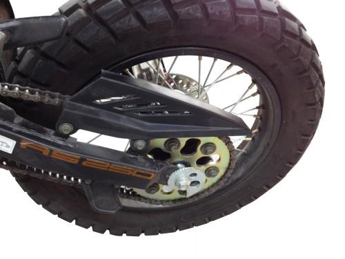 チェーンカバー トリッカー XG250