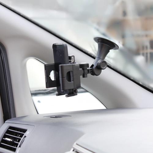 自動車用スマートフォンホルダー 固定スタンド