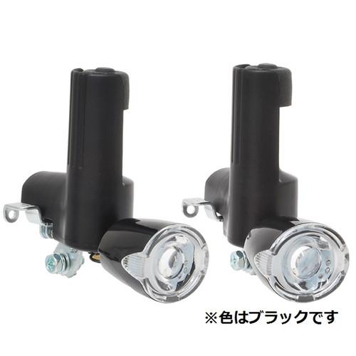 DL10 LEDブロックダイナモ シルバー