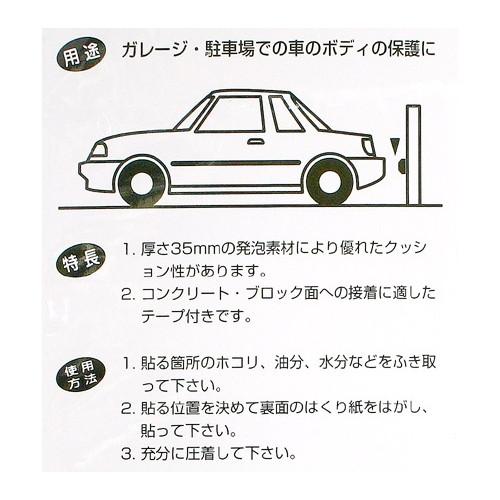 バックガード V666