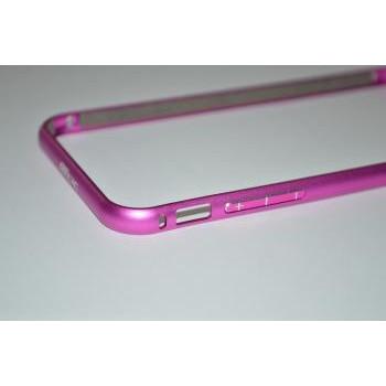 [iphone6] アルミバンパー [RC926] ピンク