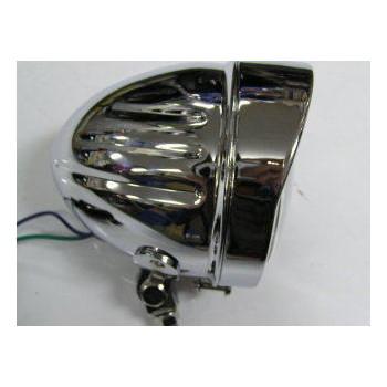 汎用ベーツタイプ ヘッドライト アメリカンロケットタイプ