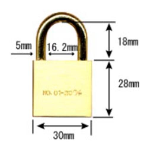 シリンダー錠 VA-004