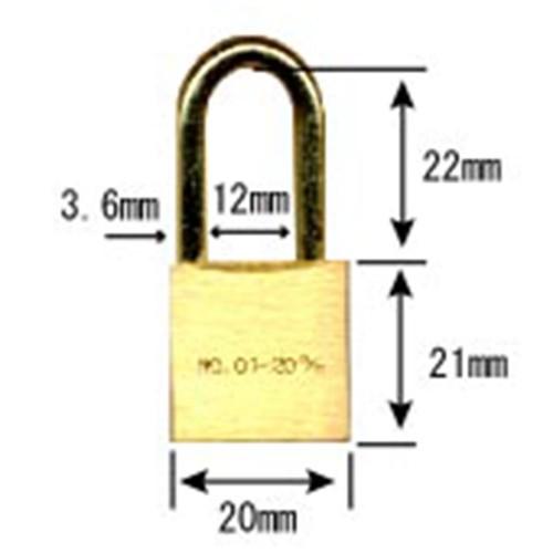 ツル長シリンダー錠 VA-011