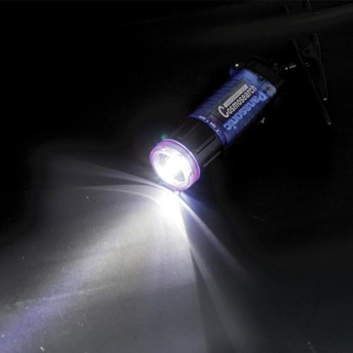 コスモサーチ 4 LEDクリップライト