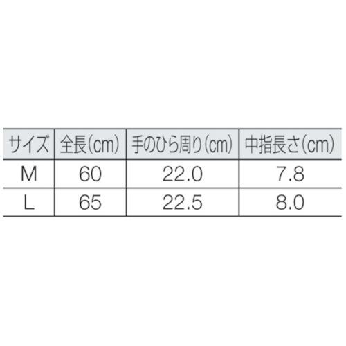 No645腕カバー付ニュービニローブ Mサイズ