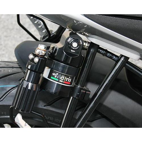【受注生産品】 リアショック M46KFモデル 油圧プリロードアジャスター付 MA118.1KFPK