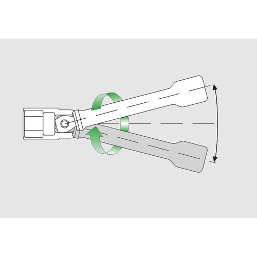 (1/2SQ)エキステンションバー130mm