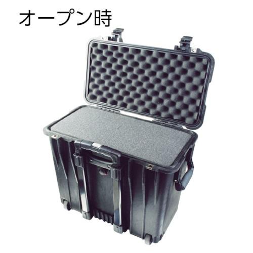 1550(フォームなし) 黒 524×428×206
