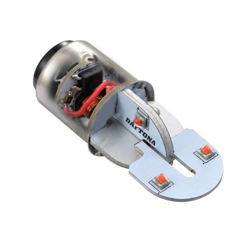 MCスティック LEDウインカーバルブ ダブル球(1個入り)