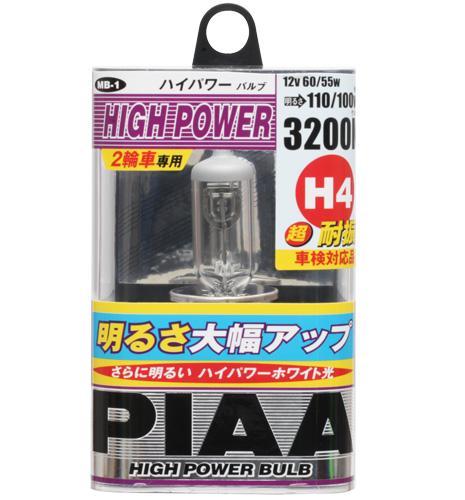 MB4W ハイパワー HS1 12V35/35W 3200K