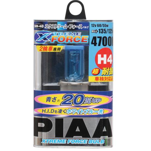 MB42 エクストリームフォース H4R 12V60/55W 4700K