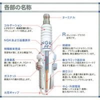 【1本売り】BM6A(農機具用) 標準プラグ