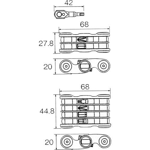 HLM04 HLM04 マルチツール 4システム