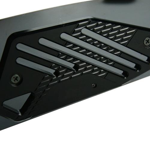 ブラックステン ステップボード PCX ブラック