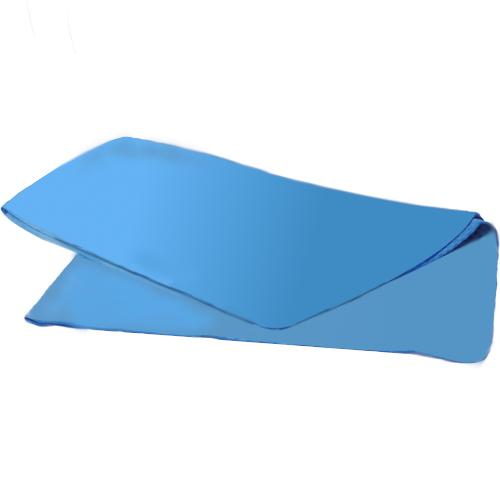 超吸水セームタオル Mサイズ ブルー