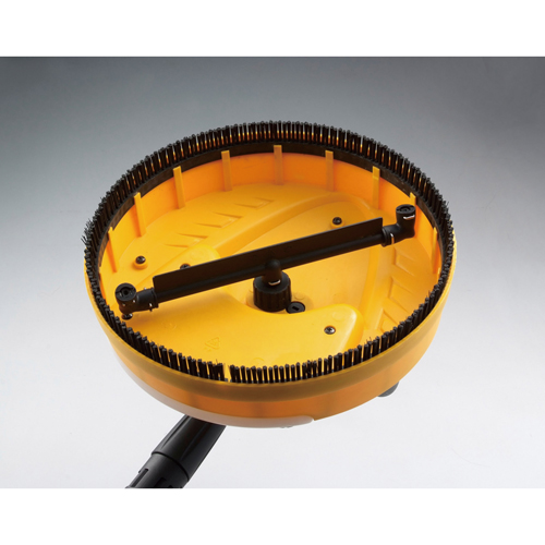 高圧回転クリーナー