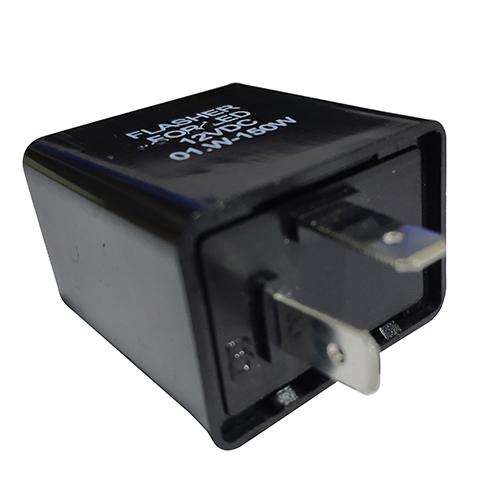 LEDウインカー専用フラッシャーリレー 2ピン式