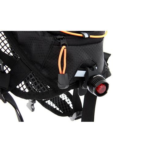 DBM273-BK ナローサイクルバックパック ブラック
