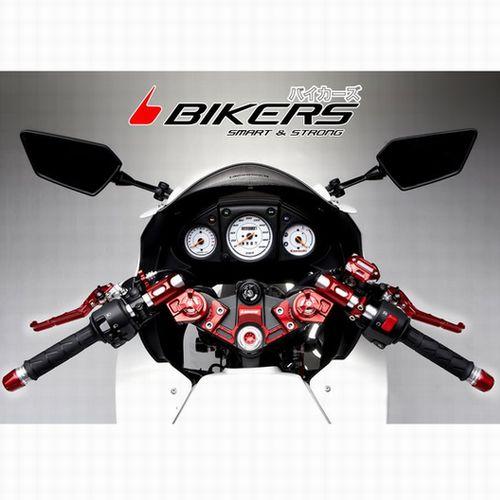 フロントブレーキマスターシリンダーカバー シルバー Ninja250R