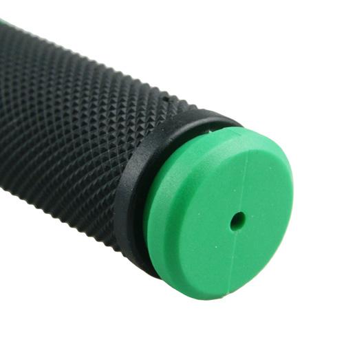 ハンドルグリップ TPE グリーン 120mm
