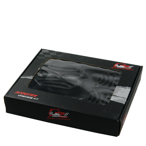 タペットカバーセット シグナスX BWS125 ブラック