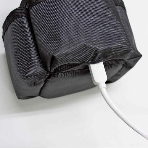 iQOS(アイコス)専用 ユティリティポケット ブラック