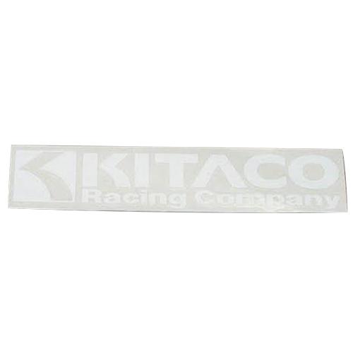 ロゴステッカー 抜き文字タイプ 36×190mm ホワイト