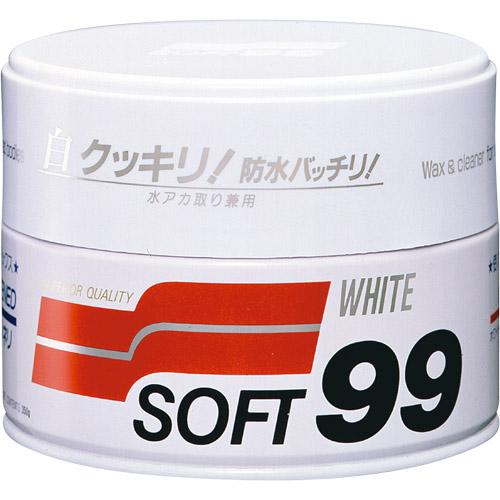 ニューソフト99ハンネリホワイト(ソリッド塗装)350g