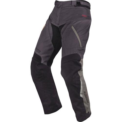 ANDES DRYSTAR パンツ グレー/ブラック S