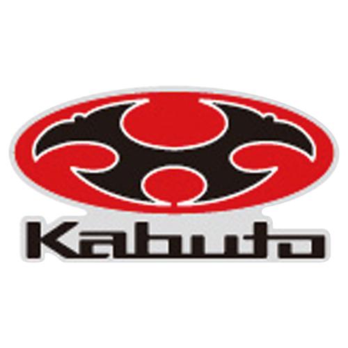 KABUTO ロゴマークステッカー 大