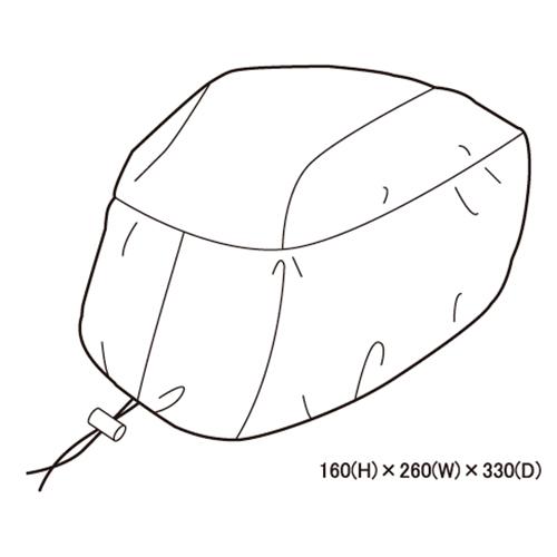 MP-232 レインカバー