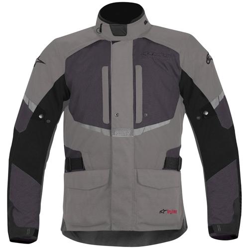 ANDES DRYSTAR ジャケット グレー/ブラック 4XL