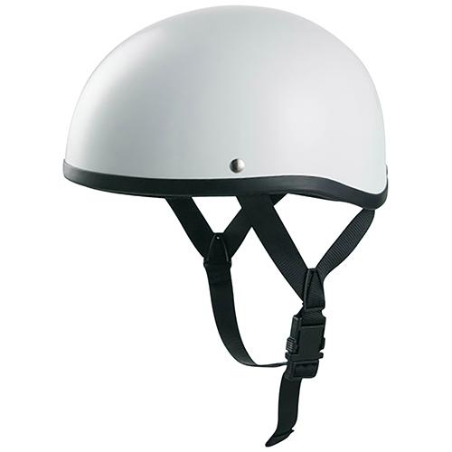 ダックテールヘルメット ホワイト