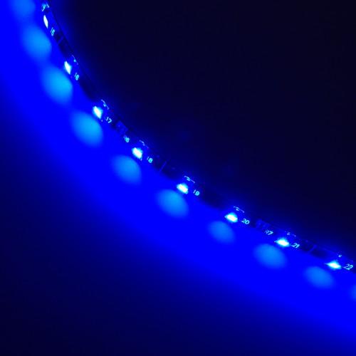 高輝度SMD LEDテープ ブルー 30cm