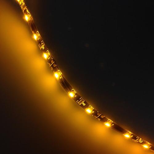 高輝度SMD LEDテープ イエロー 30cm