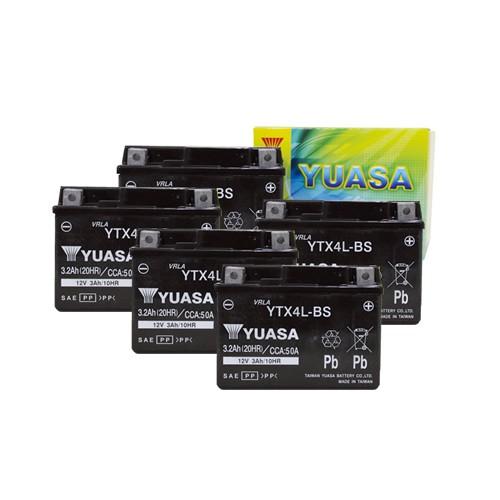 【ケース売り】TYTX4L-BS (YTX4L-BS 互換)