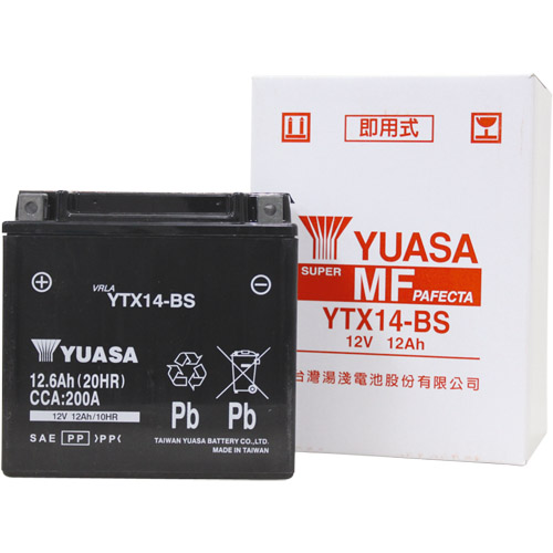 TYTX14-BS (YTX14-BS 互換)