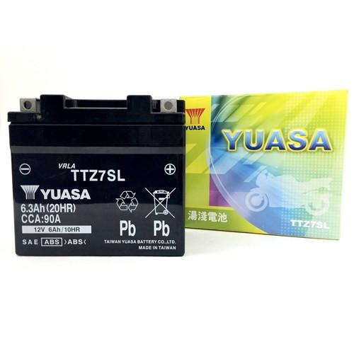 TTZ7SL (YTZ7S 互換)(液入充電済)